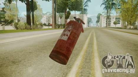 Atmosphere Fire Extinguisher v4.3 для GTA San Andreas второй скриншот