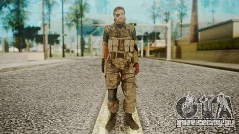 Venom Snake Wetwork для GTA San Andreas второй скриншот