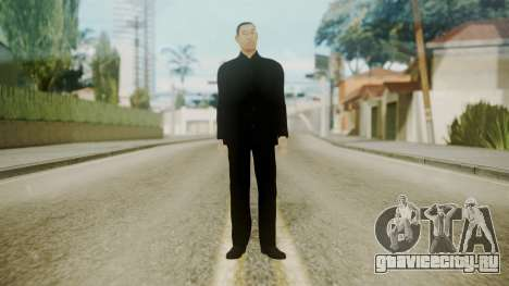 Triadb HD для GTA San Andreas второй скриншот