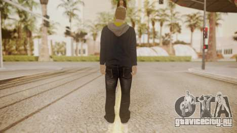 GTA Online Skin Random 1 для GTA San Andreas третий скриншот