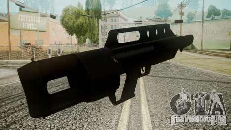 MK3A1 Battlefield 3 для GTA San Andreas третий скриншот