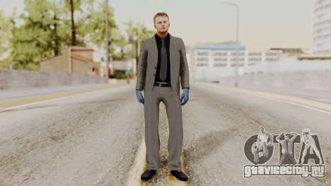 Payday 2 Sokol No Mask для GTA San Andreas второй скриншот