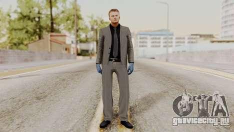 Payday 2 Sokol No Mask для GTA San Andreas второй скриншот