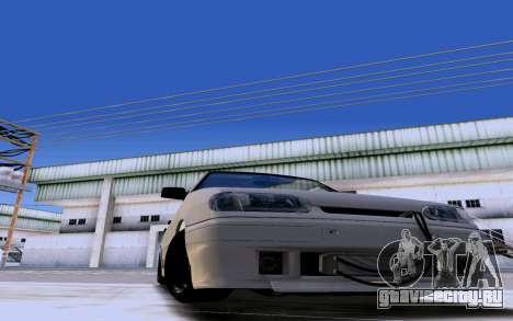 Ваз 2114 Турбо для GTA San Andreas вид справа