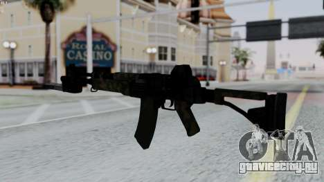 AK-47 from RE6 для GTA San Andreas второй скриншот