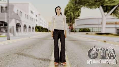 Hfyri CR Style для GTA San Andreas второй скриншот