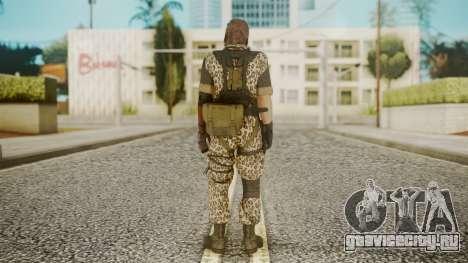 Venom Snake Animals для GTA San Andreas третий скриншот