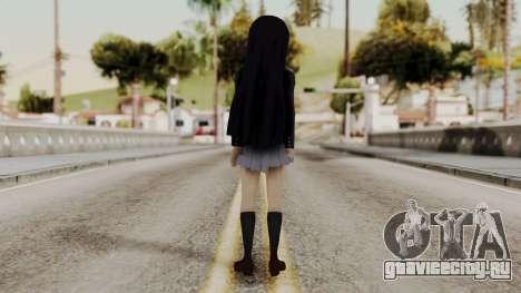 K - ON Remake Mio Akiyama для GTA San Andreas третий скриншот