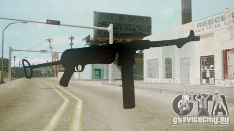 MP-40 Red Orchestra 2 Heroes of Stalingrad для GTA San Andreas