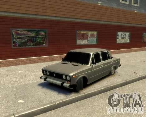 Ваз 2106 Kavkaz Style для GTA 4