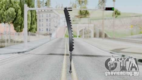 Kaine Sword для GTA San Andreas второй скриншот