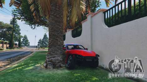 Realistic suspension for all cars  v1.6 для GTA 5 восьмой скриншот