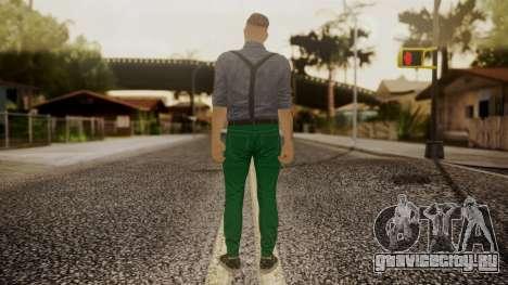 GTA Online Skin Hipster для GTA San Andreas третий скриншот
