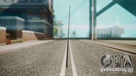 Pool Cue HD для GTA San Andreas второй скриншот