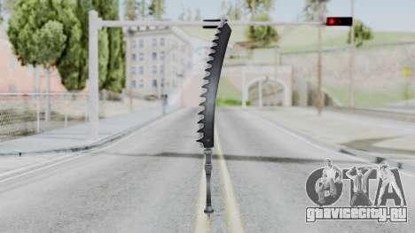 Kaine Sword для GTA San Andreas
