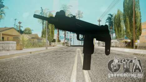 Micro SMG by EmiKiller для GTA San Andreas