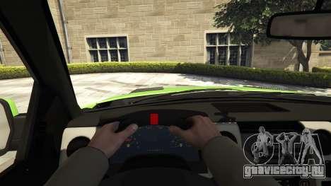 Ford F150 SVT Raptor 2012 v2.0 для GTA 5 вид сзади