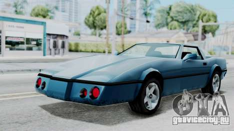 Banshee from Vice City Stories для GTA San Andreas