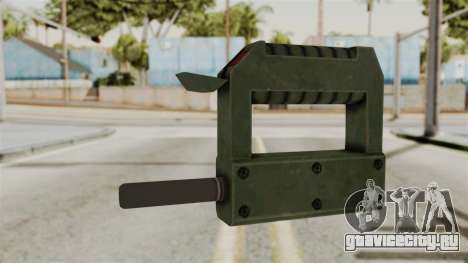 Bomb from RE6 для GTA San Andreas