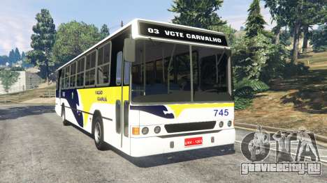 Marcopolo Torino GV для GTA 5