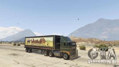 Smokey and the Bandit Trailer для GTA 5 четвертый скриншот