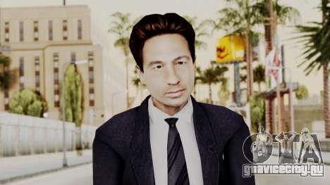 Agent Mulder (X-Files) для GTA San Andreas