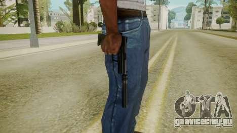 Atmosphere Silenced Pistol v4.3 для GTA San Andreas третий скриншот