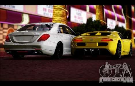 Adder from GTA 5 для GTA San Andreas вид справа