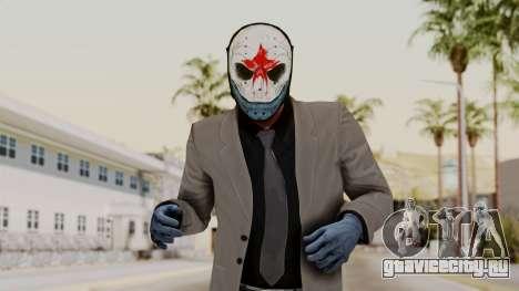 Payday 2 Sokol для GTA San Andreas