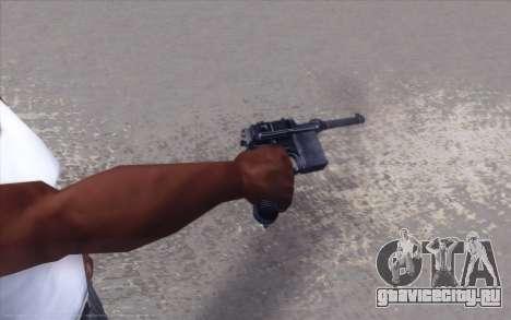 Realistic Weapons Pack для GTA San Andreas пятый скриншот