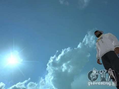 Реалистичный Skybox HD 2015 для GTA San Andreas
