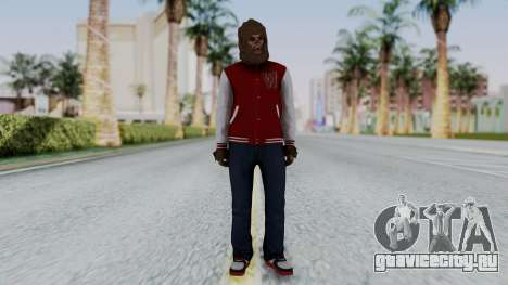 Hunt The Beast для GTA San Andreas второй скриншот