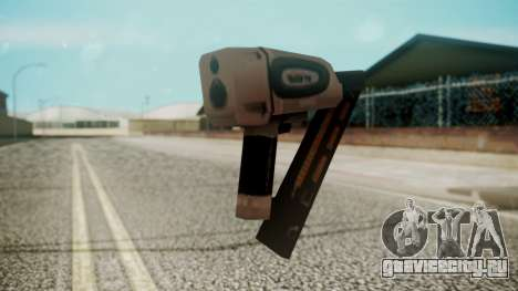 Nail Gun from Resident Evil Outbreak Files для GTA San Andreas второй скриншот