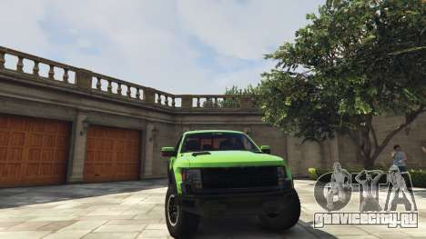 Ford F150 SVT Raptor 2012 v2.0 для GTA 5