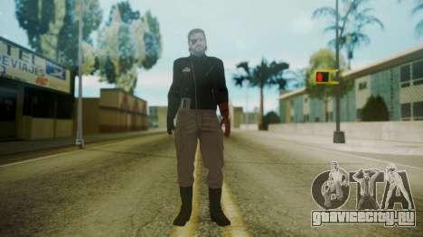 Venom Snake [Jacket] для GTA San Andreas второй скриншот