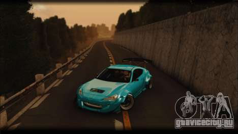 Toyota GT86 Customs Rocket Bunny для GTA San Andreas