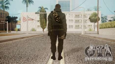 Custom Survivor 3 для GTA San Andreas третий скриншот