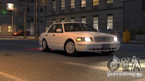 2003 Ford Crown Victoria для GTA 4