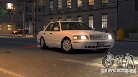2003 Ford Crown Victoria для GTA 4