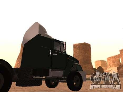 ЗиЛ-133 05А для GTA San Andreas вид сбоку