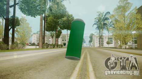 Atmosphere Spraycan v4.3 для GTA San Andreas