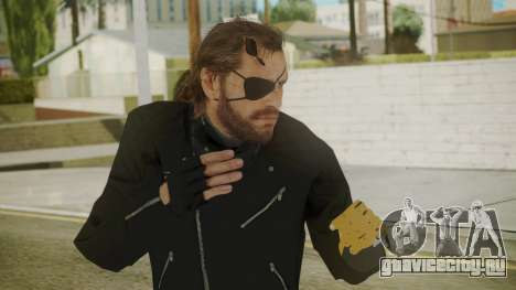 Venom Snake [Jacket] Stun Arm для GTA San Andreas