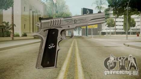 Atmosphere Colt 45 v4.3 для GTA San Andreas второй скриншот