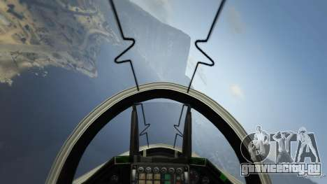 Realistic Flight V 1.6 для GTA 5 второй скриншот