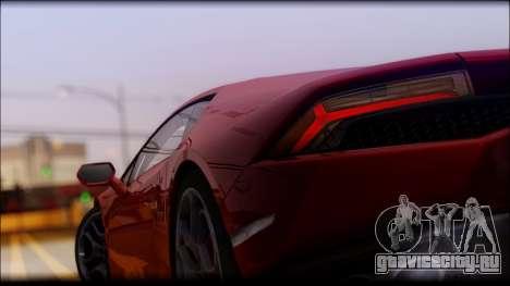 KISEKI V4 для GTA San Andreas четвёртый скриншот
