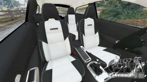 Volvo C30 T5 для GTA 5 вид справа