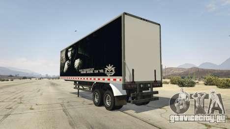 Manny Pacquiao Trailer v1.1 для GTA 5 второй скриншот