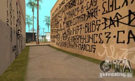 HooverTags для GTA San Andreas