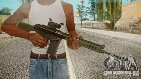 Rifle by EmiKiller для GTA San Andreas третий скриншот