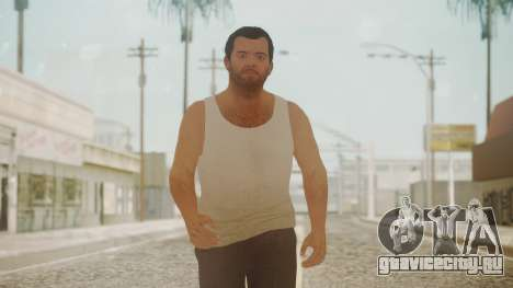 GTA 5 Michael De Santa Exiled для GTA San Andreas